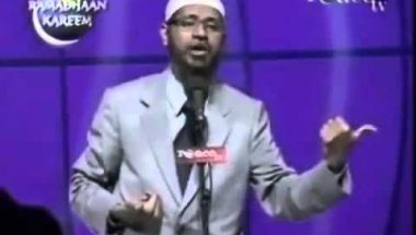 Zakir Naik: Death for Apostasy in Islamic Law