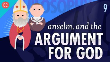 Crash Course Philosophy #9: Anselm and the Argument for God