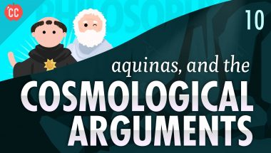 Crash Course Philosophy #10: Aquinas and the Cosmological Arguments