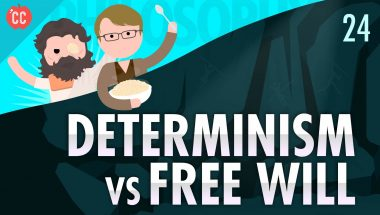 Crash Course Philosophy #24: Determinism vs Free Will