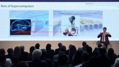 Henry Markram: Future Computing - Brain-Based Chips