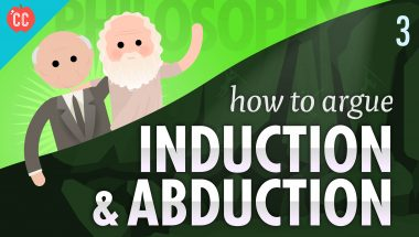 Crash Course Philosophy #3: How to Argue - Induction & Abduction