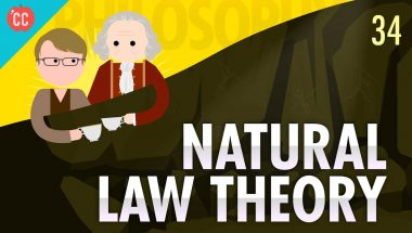 Crash Course Philosophy #34: Natural Law Theory
