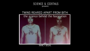 Nancy Segal: The science behind the fascination of twins reared apart from birth