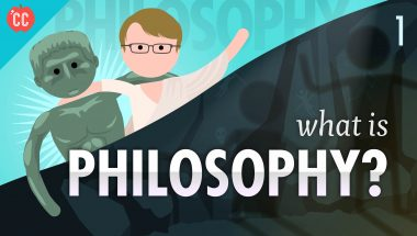 Crash Course Philosophy #1: What is Philosophy?