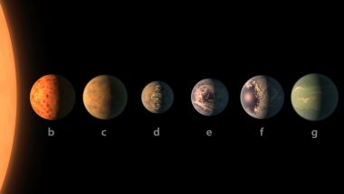 TRAPPIST-1: A Treasure Trove of Planets Found