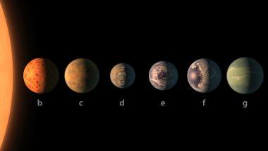 TRAPPIST-1: A Treasure Trove of Planets Found
