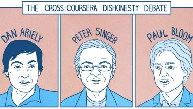 Cross-Coursera Dishonesty Debate