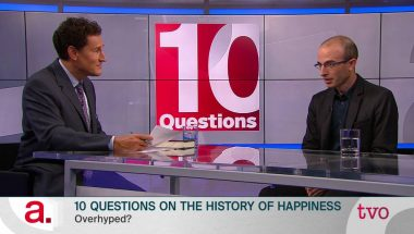 Yuval Noah Harari: Answering 10 Questions on the History of Happiness