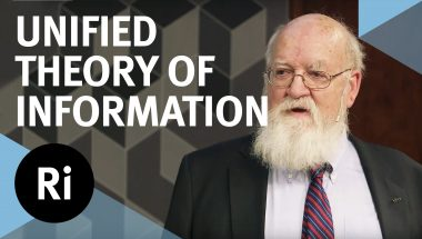 Daniel Dennett: Information, Evolution, and intelligent Design