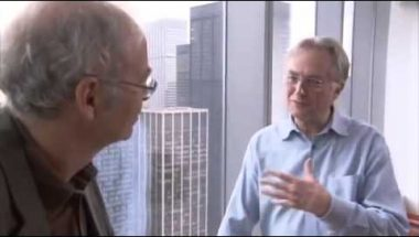 Peter Singer & Richard Dawkins: A conversation on living ethically