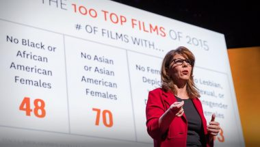 Stacy Smith: The data behind Hollywood's sexism