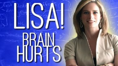 Those 7 Times Lisa Randall Made Our Brains Hurt
