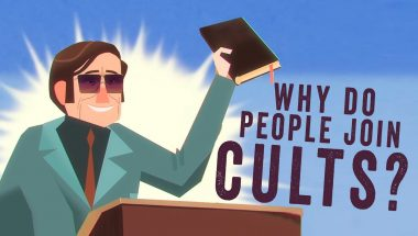 Why do people join cults?