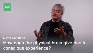 David Chalmers: Hard Problem of Consciousness