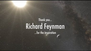 Richard Feynman: Nature of Nature