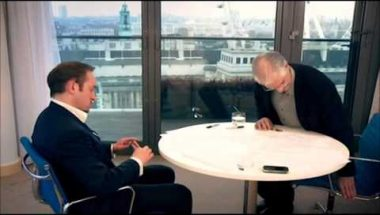 """Derren Brown: Investigates Remote Viewing With """"The Expert"""""""