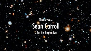 Sean Carroll: The Meaning of Life