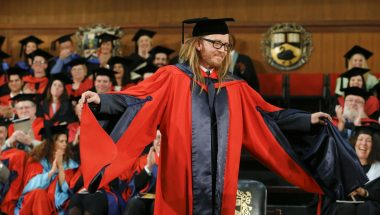 Tim Minchin: University of Western Australia Address 2013