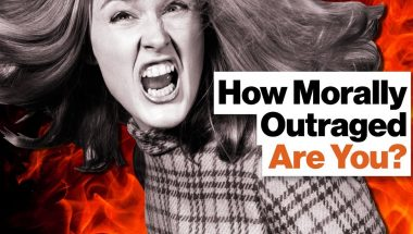 Molly Crockett: How Morally Outraged Are You? Well, That Depends on Who's Watching