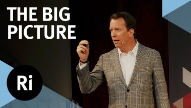 Sean Carroll: The Big Picture - From the Big Bang to the Meaning of Life