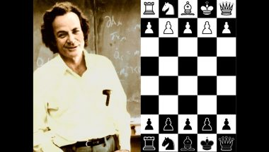 Richard Feynman: 'Physics and Chess'