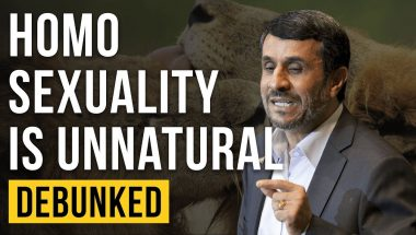 Rationality Rules: Homosexuality is Unnatural - Debunked