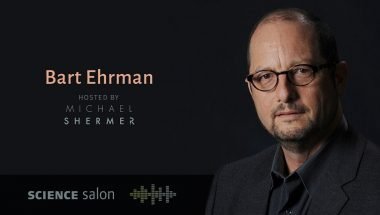 Michael Shermer with Bart Ehrman: How a Forbidden Religion Swept the World