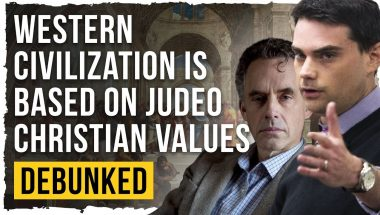 Western Civilization is Based on Judeo-Christian Values – Debunked