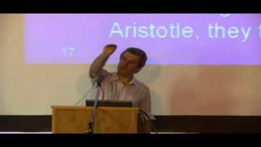 General Philosophy Lecture 1.3 - From Aristotle to Galileo