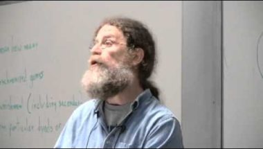 Robert Sapolsky Lecture 20: Aggression IV