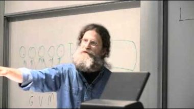 Robert Sapolsky Lecture 22: Emergence and Complexity