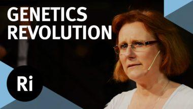 Alison Woollard: Genetics as Revolution