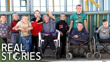 Real Stories: Ukraine's Forgotten Children