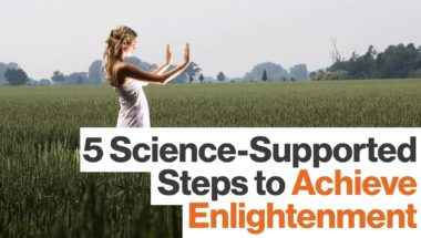 Andrew Newberg: 5 Steps to Achieve Enlightenment — All Supported by Science