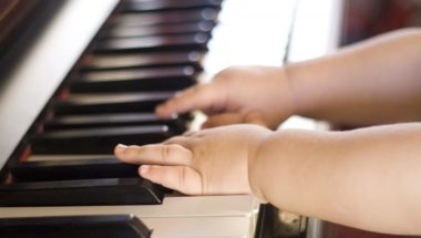 Babies Who've Got Rhythm Might Have An Easier Time Learning Languages