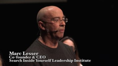 Marc Lesser: How to Be an Emotional Jedi