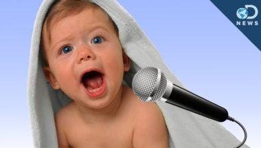 Baby Talk Actually Makes Sense