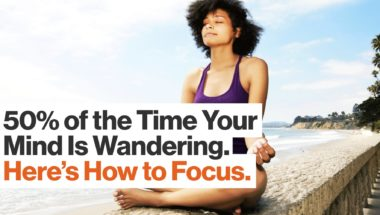 Emma Seppälä: Increase Your Productivity by Mastering Singular Focus and Mindful Meditation