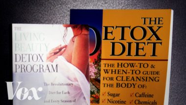 """Products that promise """"detox"""" are a sham. Yes, all of them."""