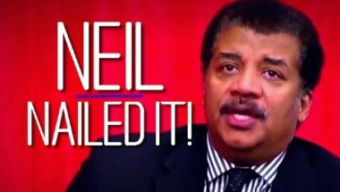 Those 6 Times Neil deGrasse Tyson Nailed Everything