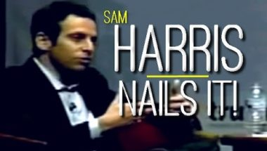 Those 6 Times Sam Harris Nailed Everything