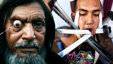 Top 5 Strange Religious Rituals