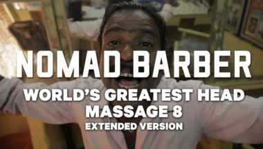 World's Greatest Head Massage?