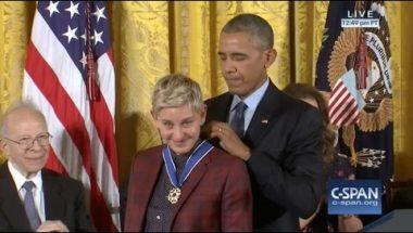 We need more of the Ellen DeGeneres types!