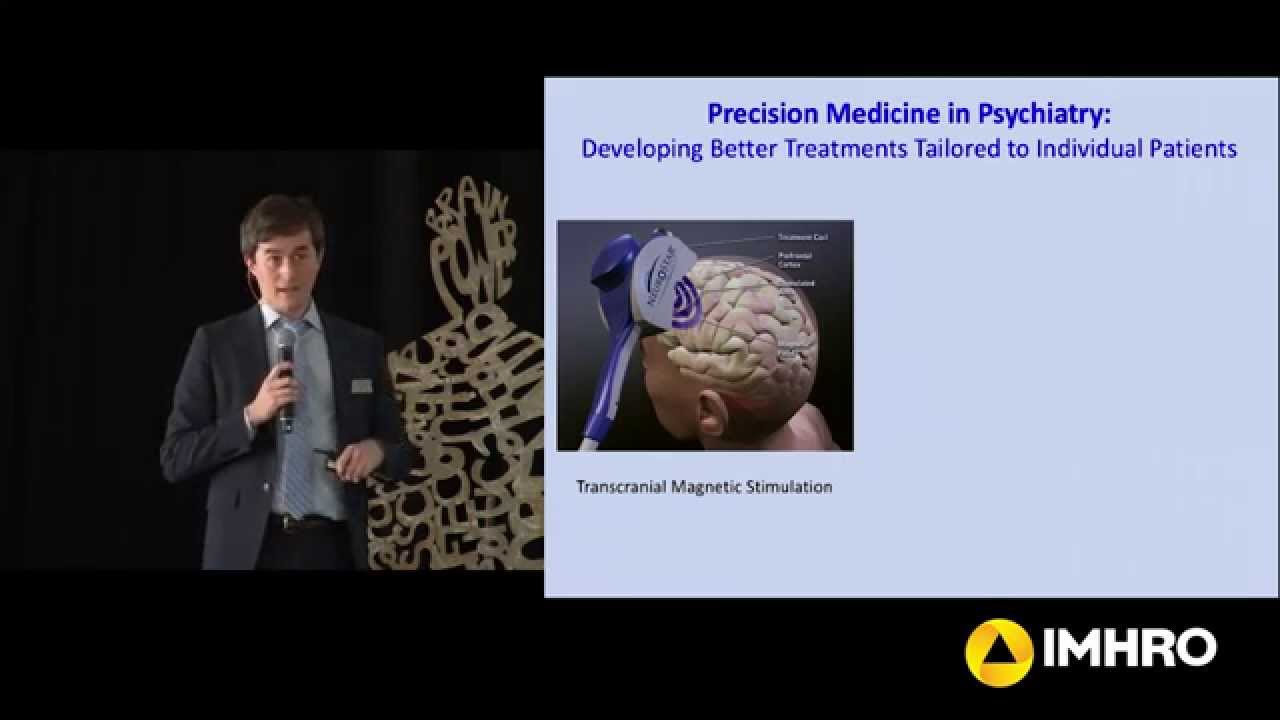 Conor Liston: Circuit Biomarkers for Diagnosing and ...