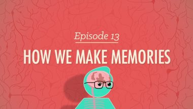 Crash Course Psychology #13: How We Make Memories