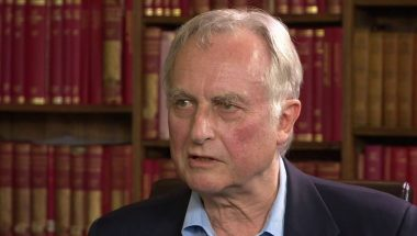 Richard Dawkins interview after suffering stroke