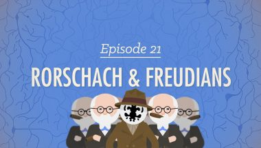 Crash Course Psychology #21: Rorschach & Freudians