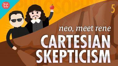 Crash Course Philosophy #5: Cartesian Skepticism - Neo, Meet Rene